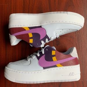 Nike Air Force 1 Sage Low LX Sneakers Size 6.5